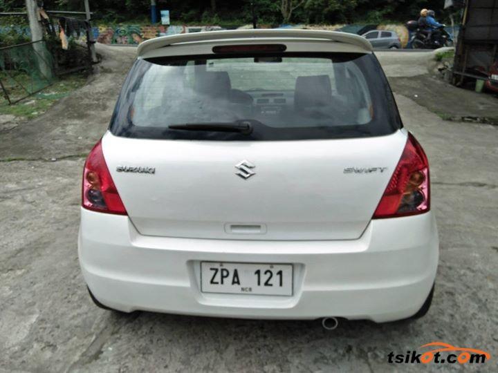 Suzuki Swift 2008 - 4