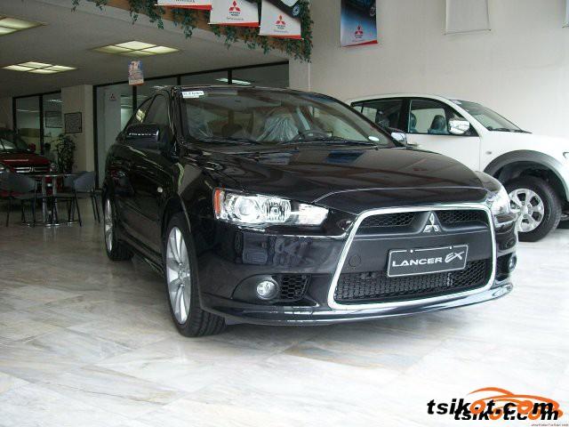 Mitsubishi Lancer 2014 - 1