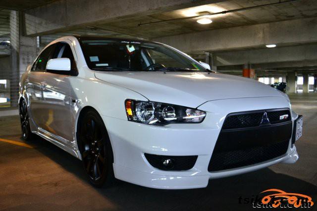 Mitsubishi Lancer 2014 - 4