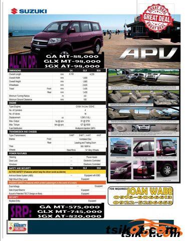 Suzuki Apv 2015 - 1