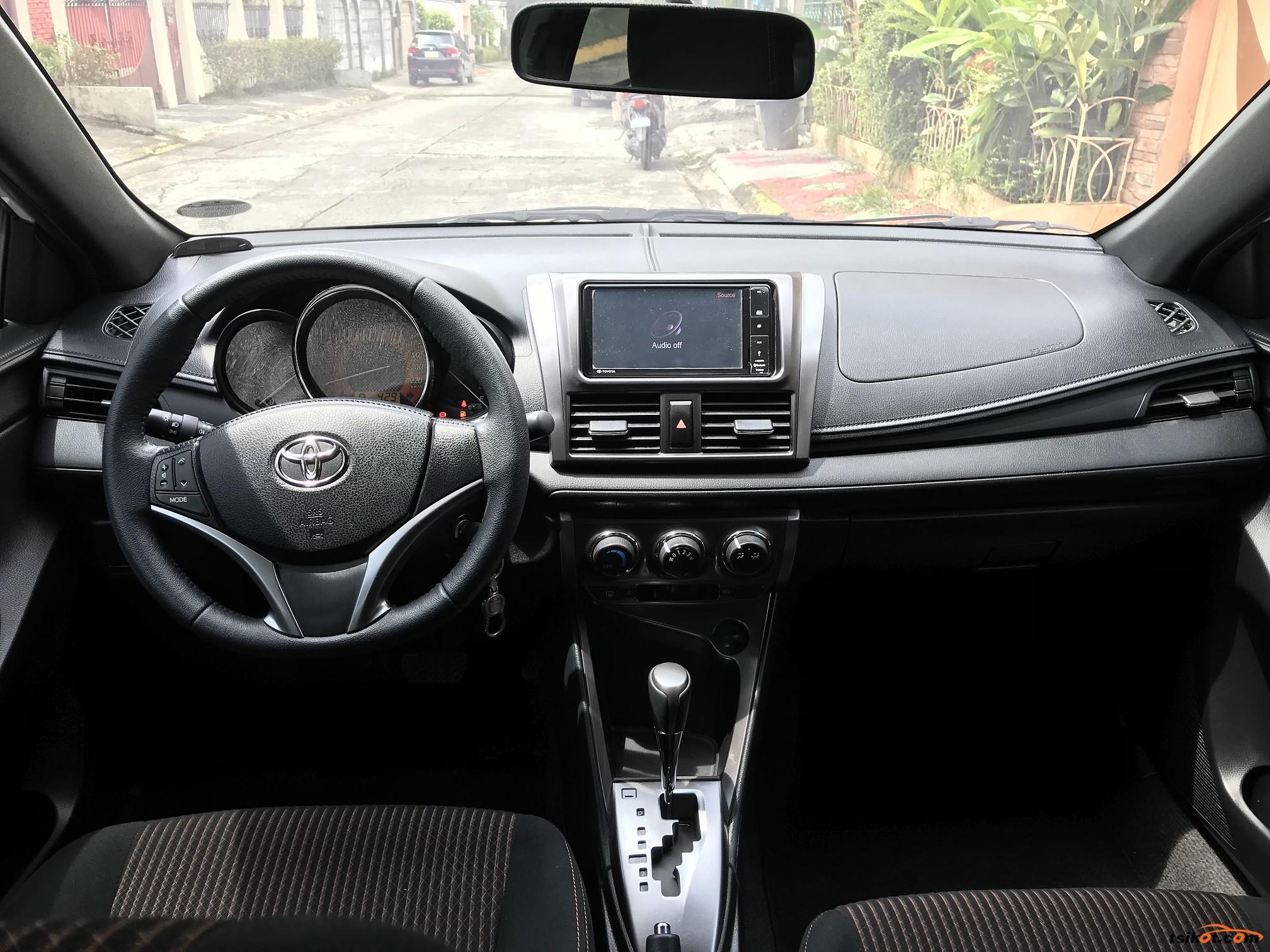 Toyota Yaris 2015 - 8
