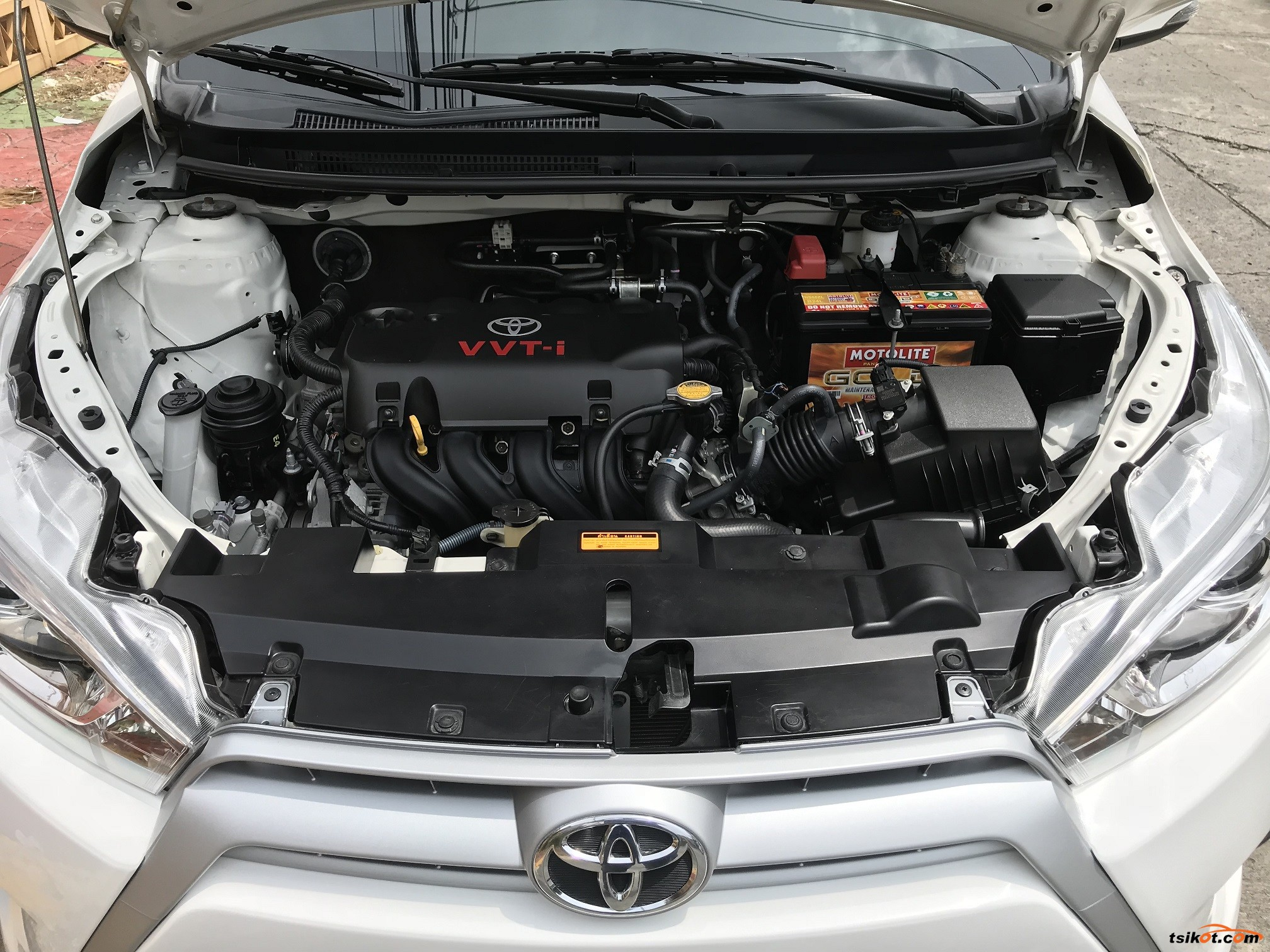 Toyota Yaris 2015 - 9