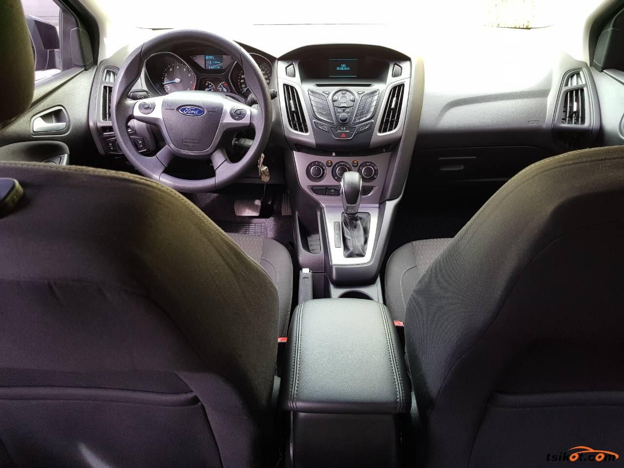 Ford Focus 2015 - 9