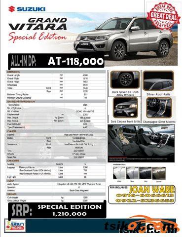 Suzuki Grand Vitara 2016 - 1