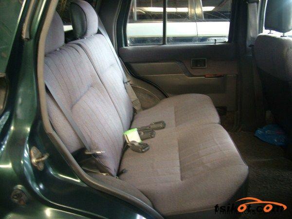 Nissan Terrano 1997 - 1