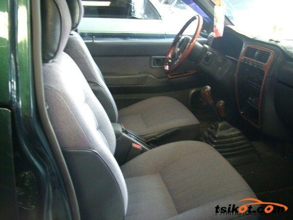 Nissan Terrano 1997 - 2