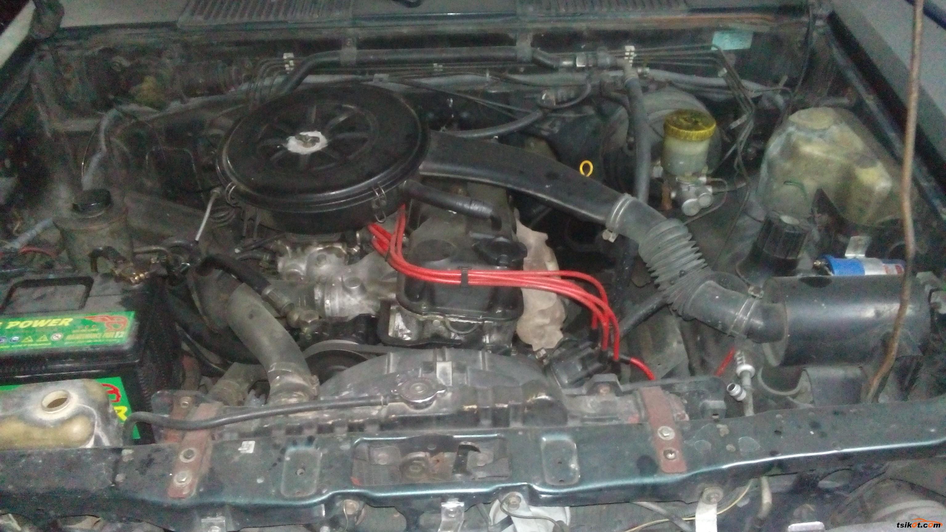 Nissan Terrano 1997 - 7