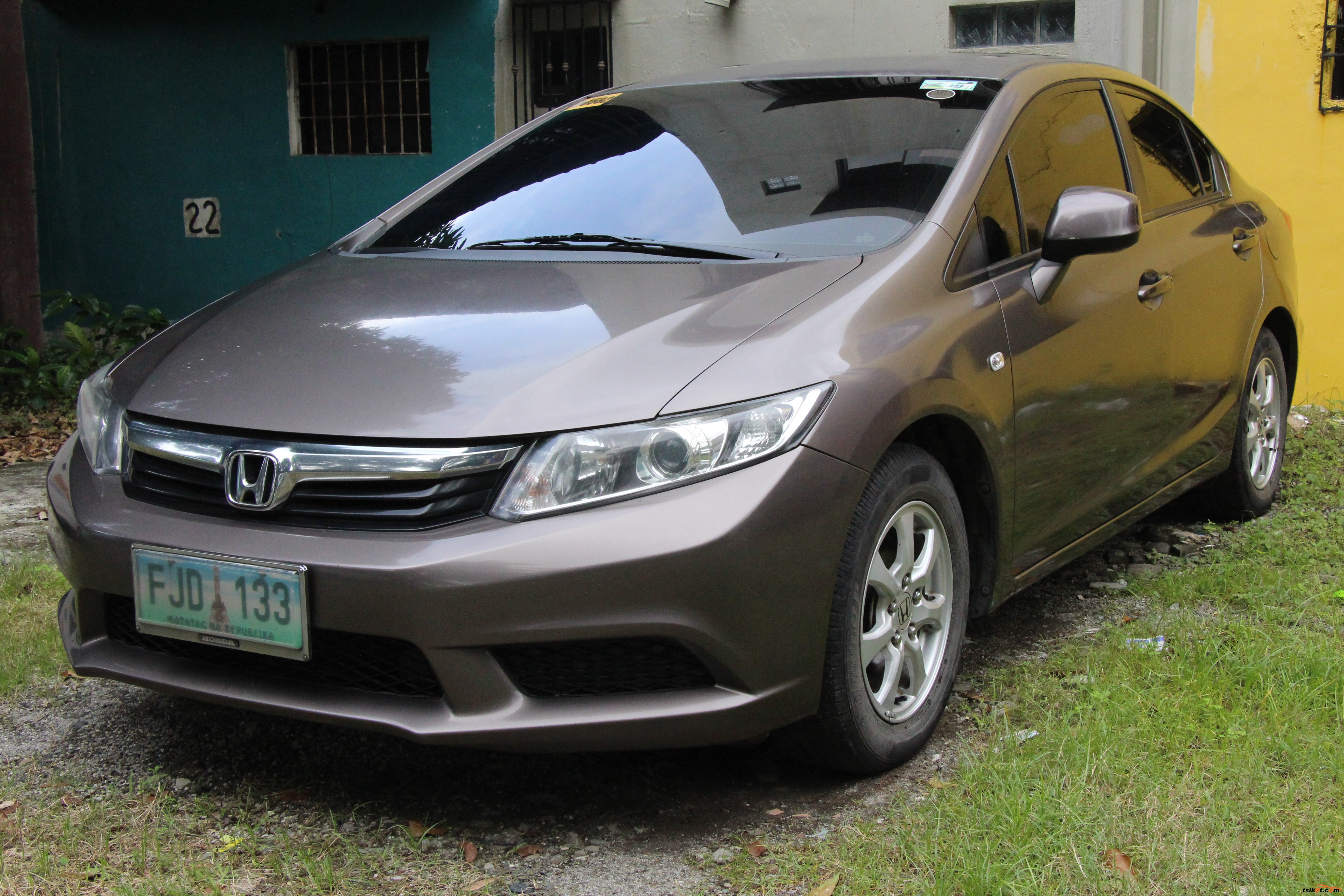 Honda Civic 2013 - 1