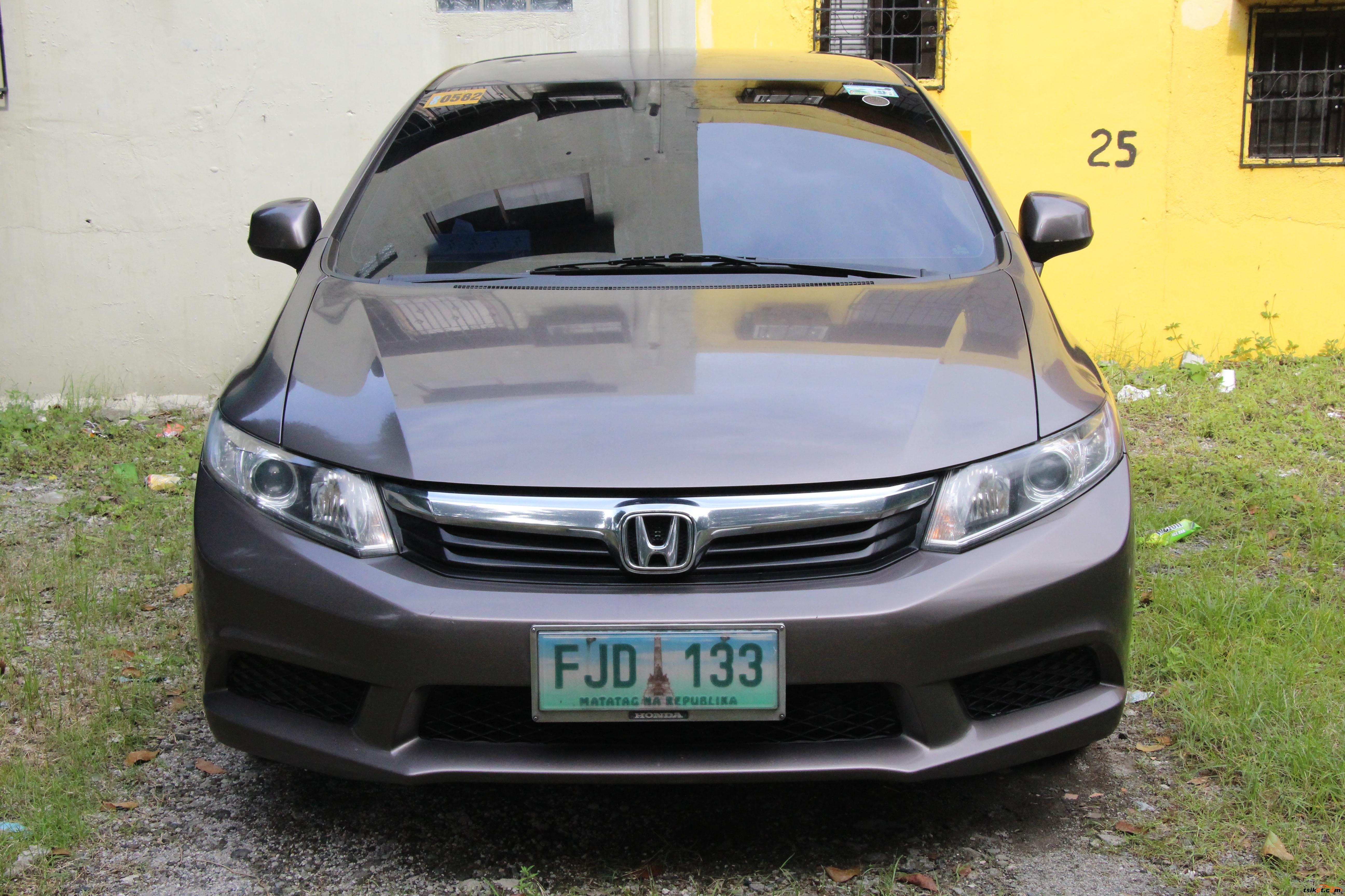 Honda Civic 2013 - 3