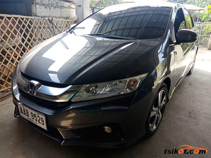 Honda City 2014 - 5