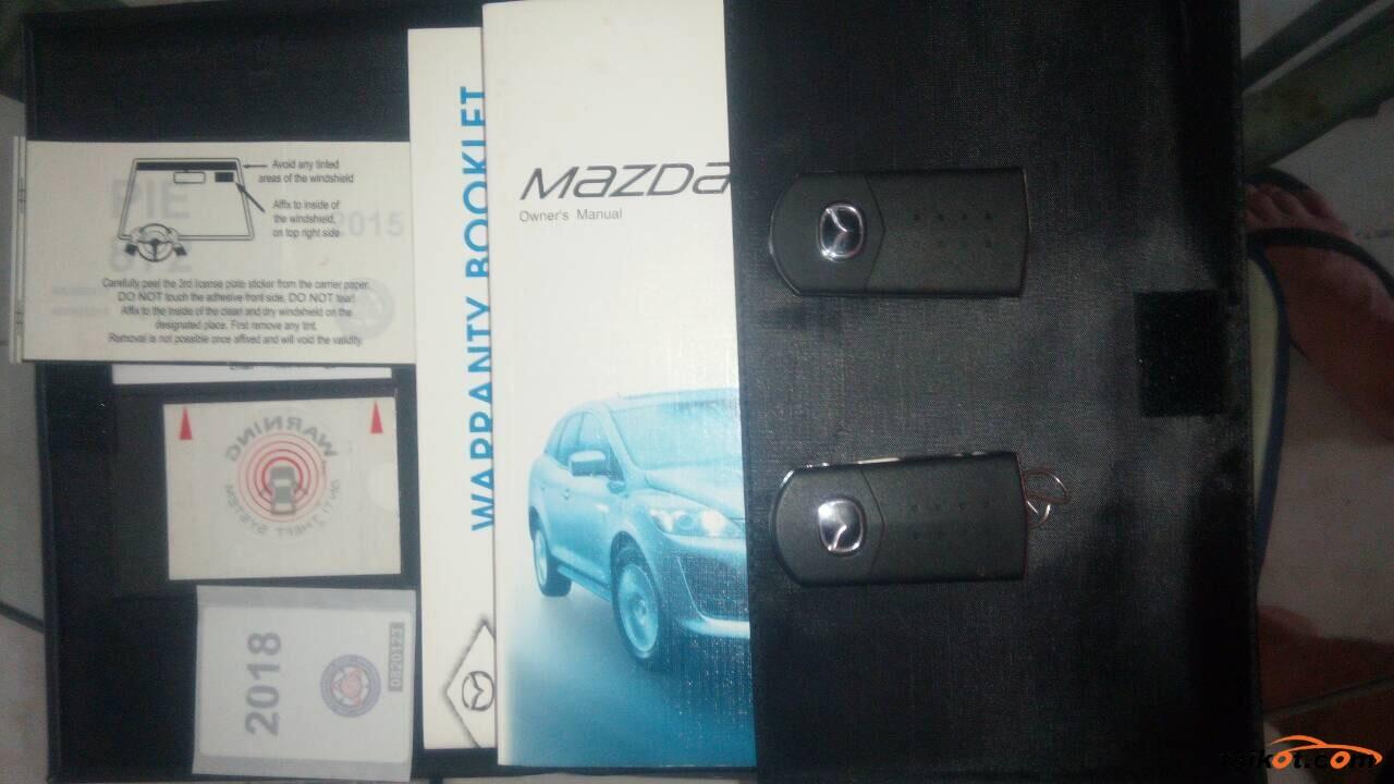 Mazda Cx-7 2010 - 3