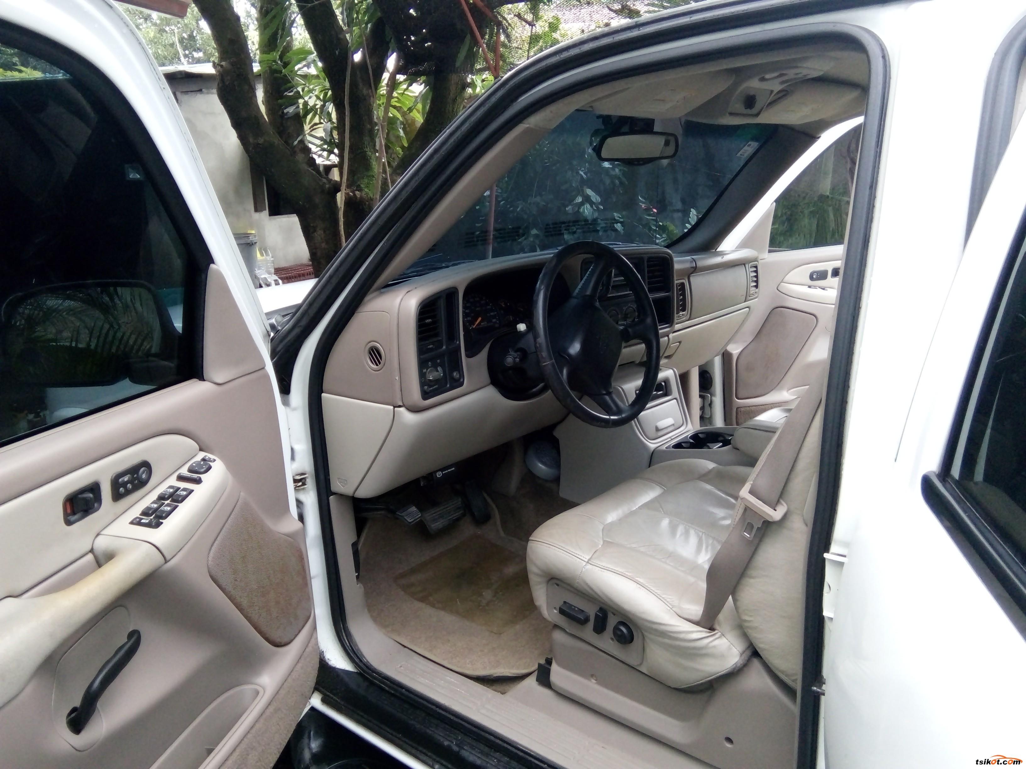 Chevrolet Suburban 2001 - 3