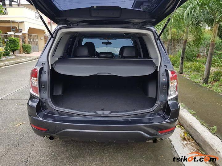 Subaru Forester 2009 - 4
