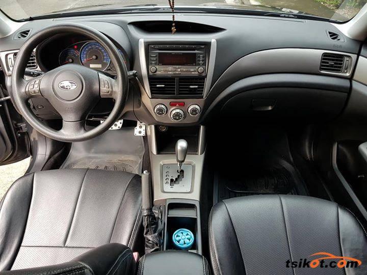 Subaru Forester 2009 - 5