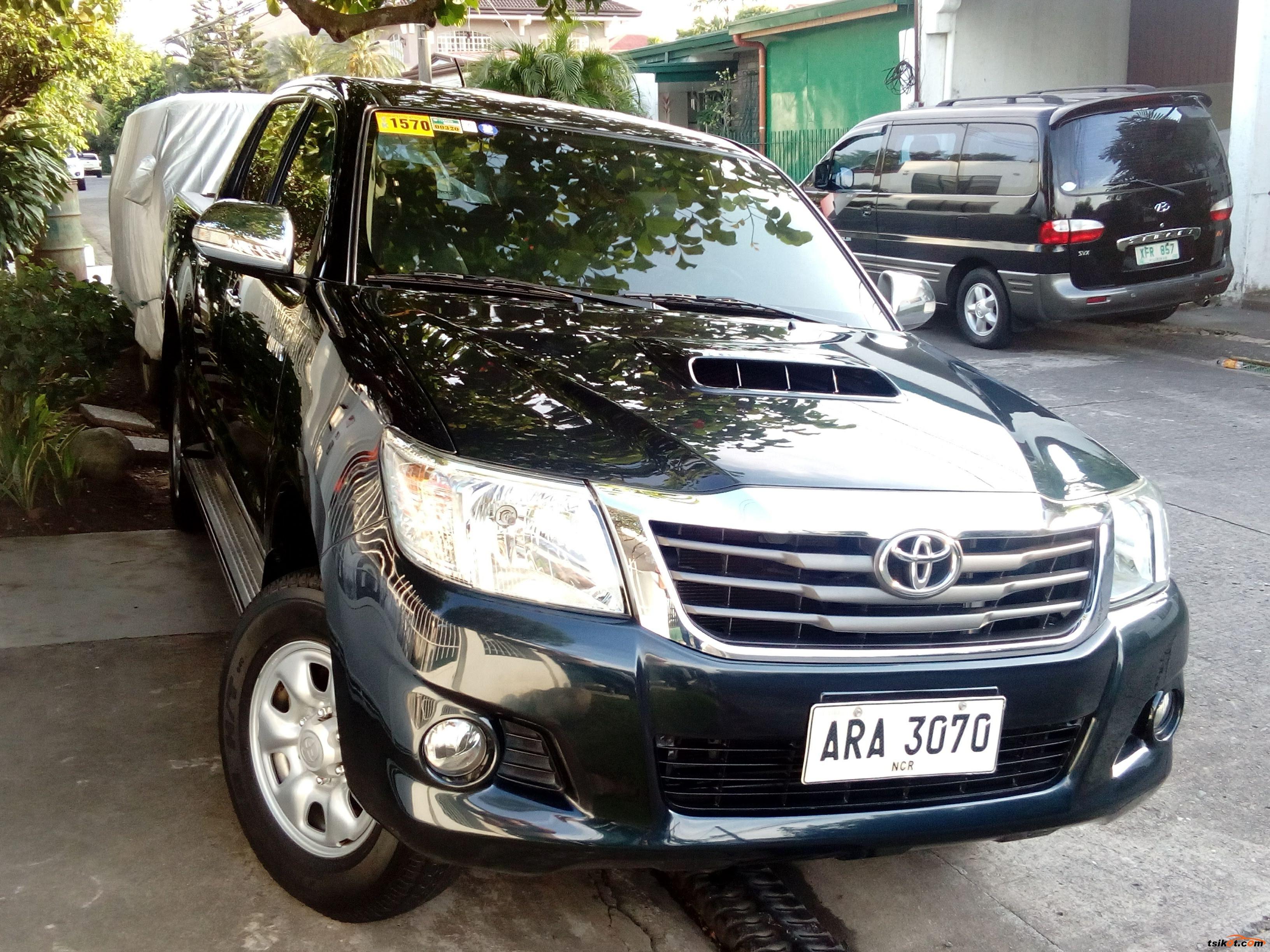 Toyota Hilux 2015 - 1