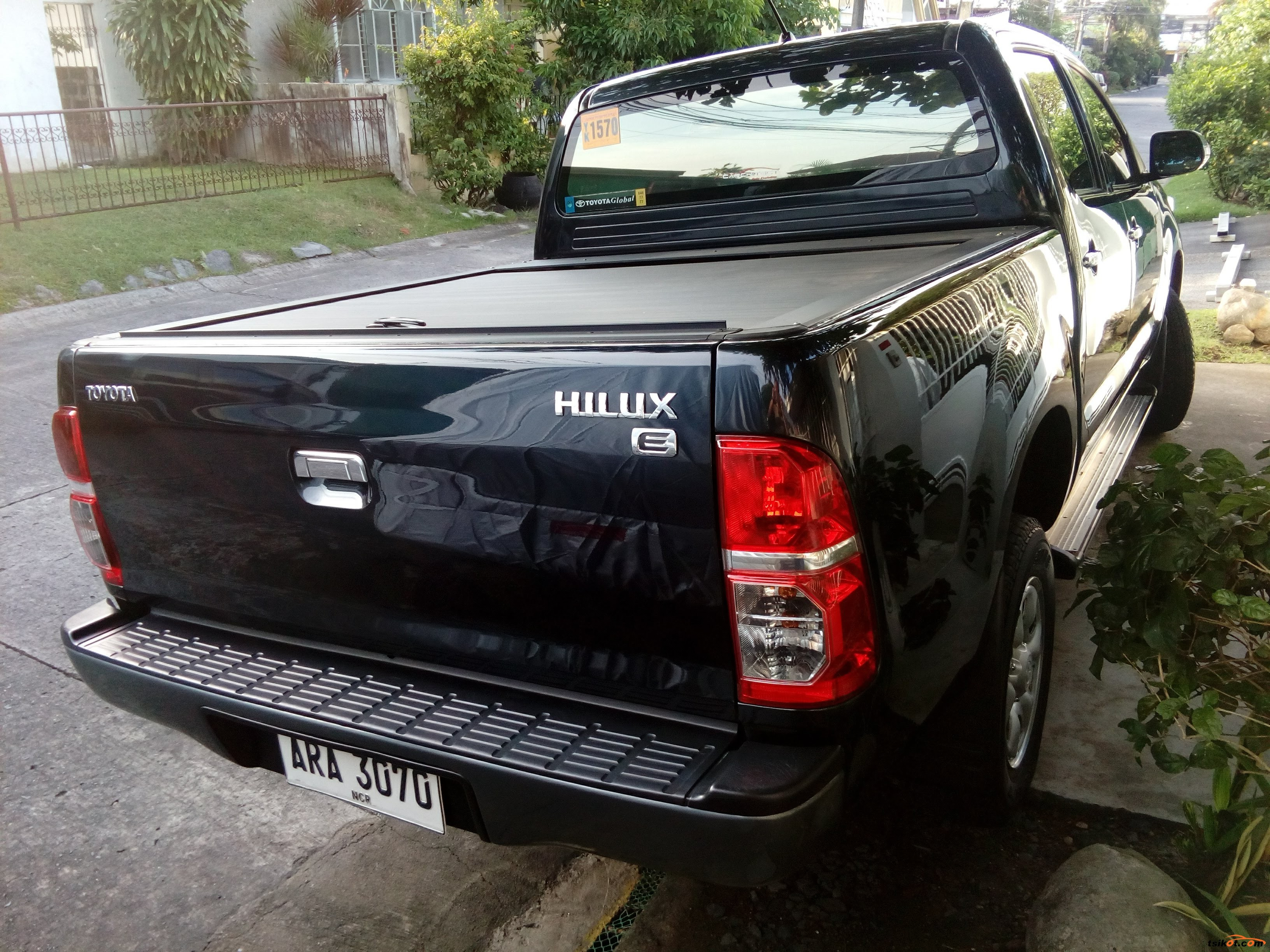 Toyota Hilux 2015 - 4