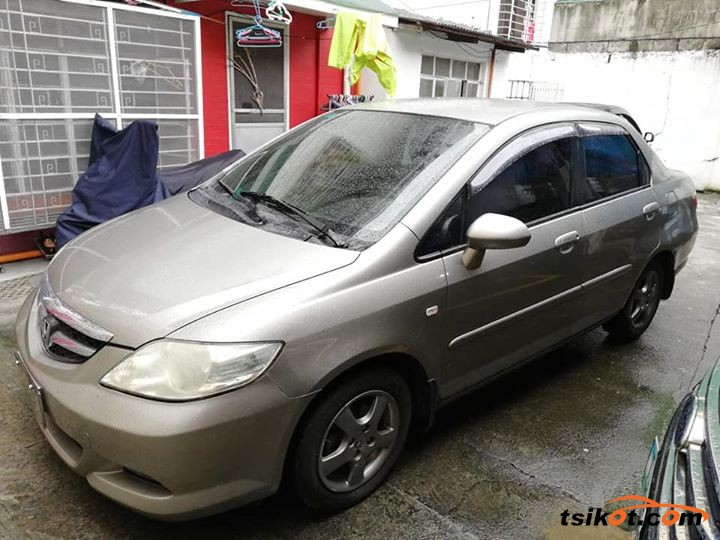 Honda City 2006 - 1