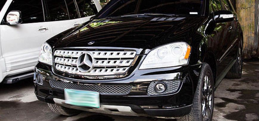 Mercedes-Benz Ml 2008 - 6
