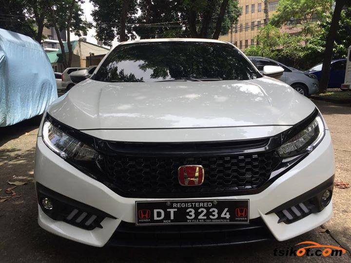 Honda Civic 2016 - 2