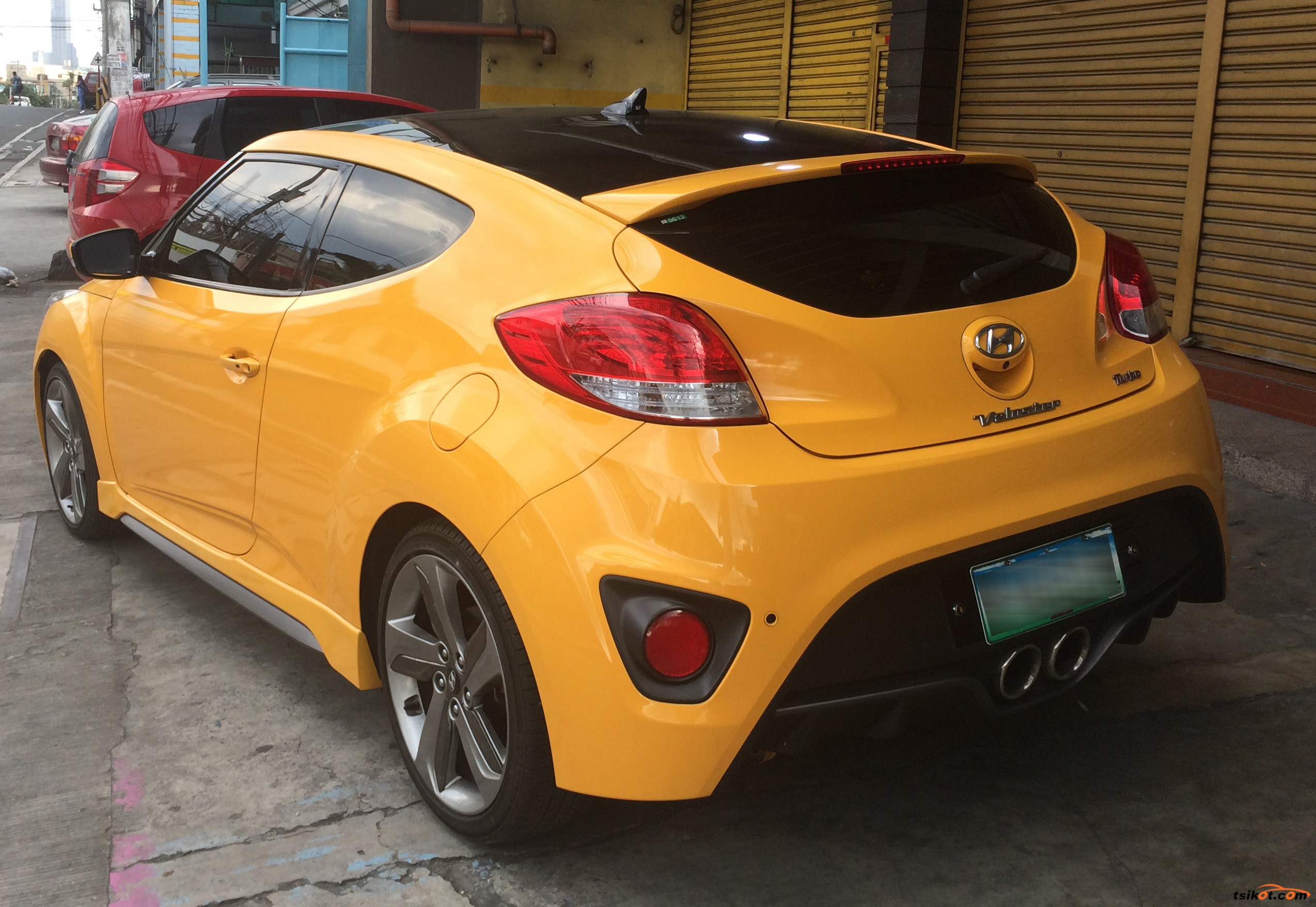 Hyundai Veloster 2013 - 3