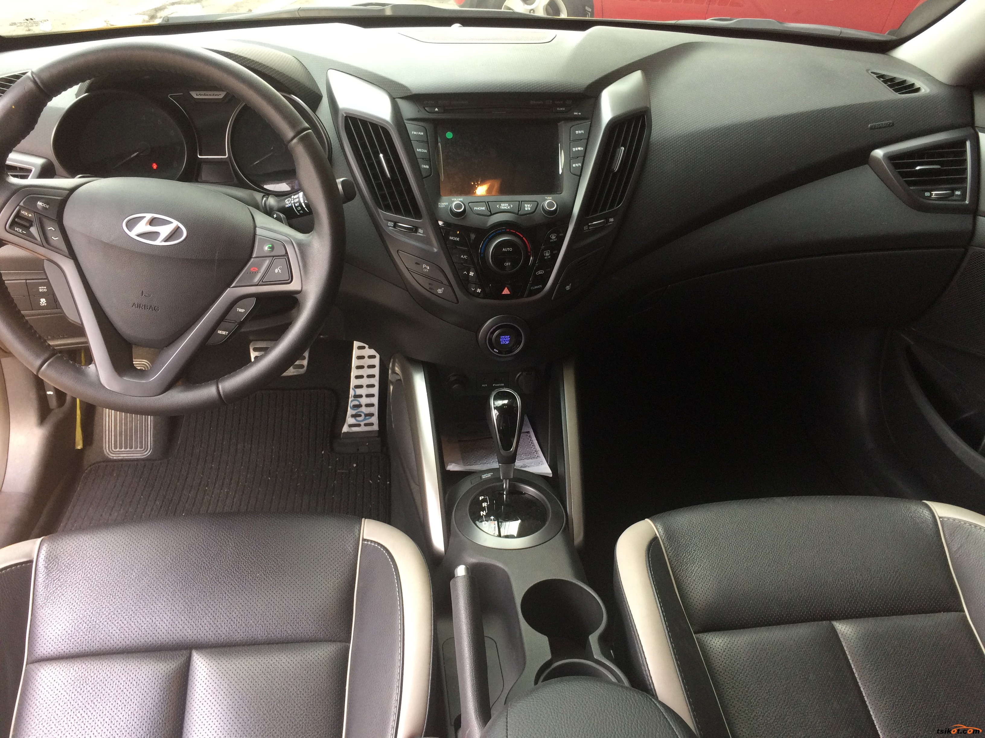 Hyundai Veloster 2013 - 6