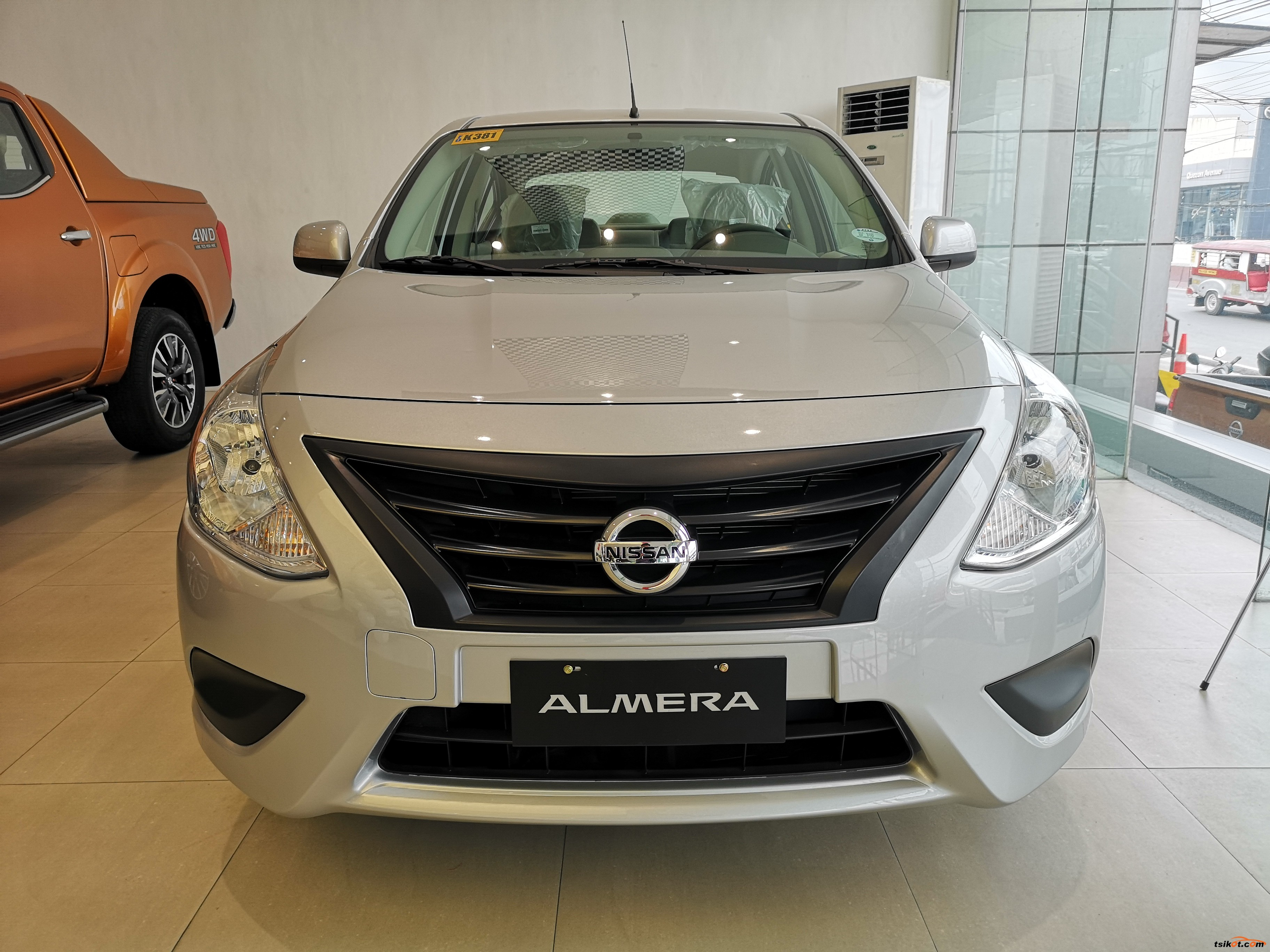 Nissan Almera 2018 - 7