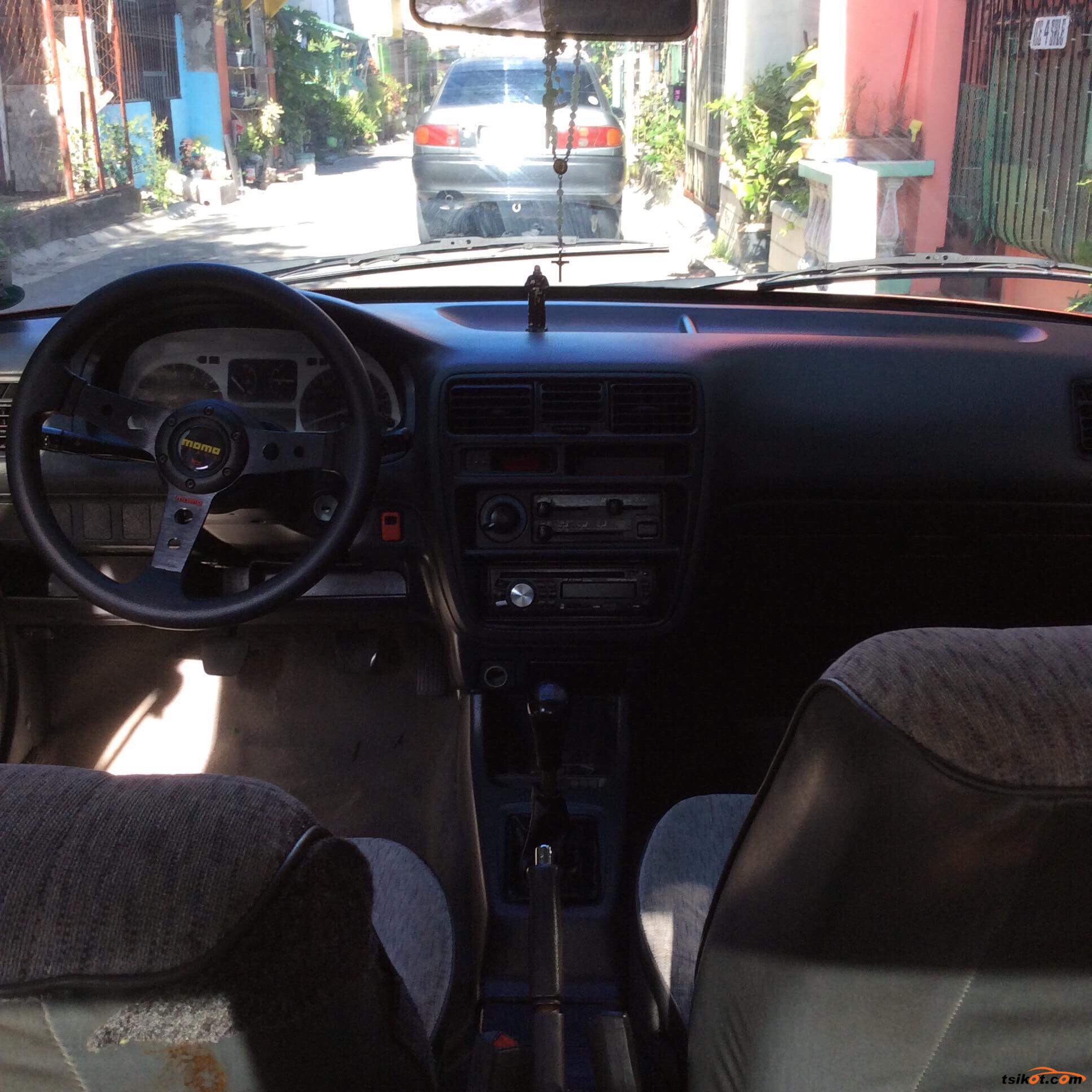 Honda City 1999 - 8