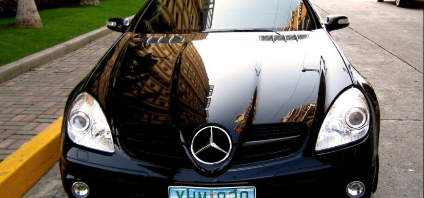 Mercedes-Benz Slk 2006 - 1