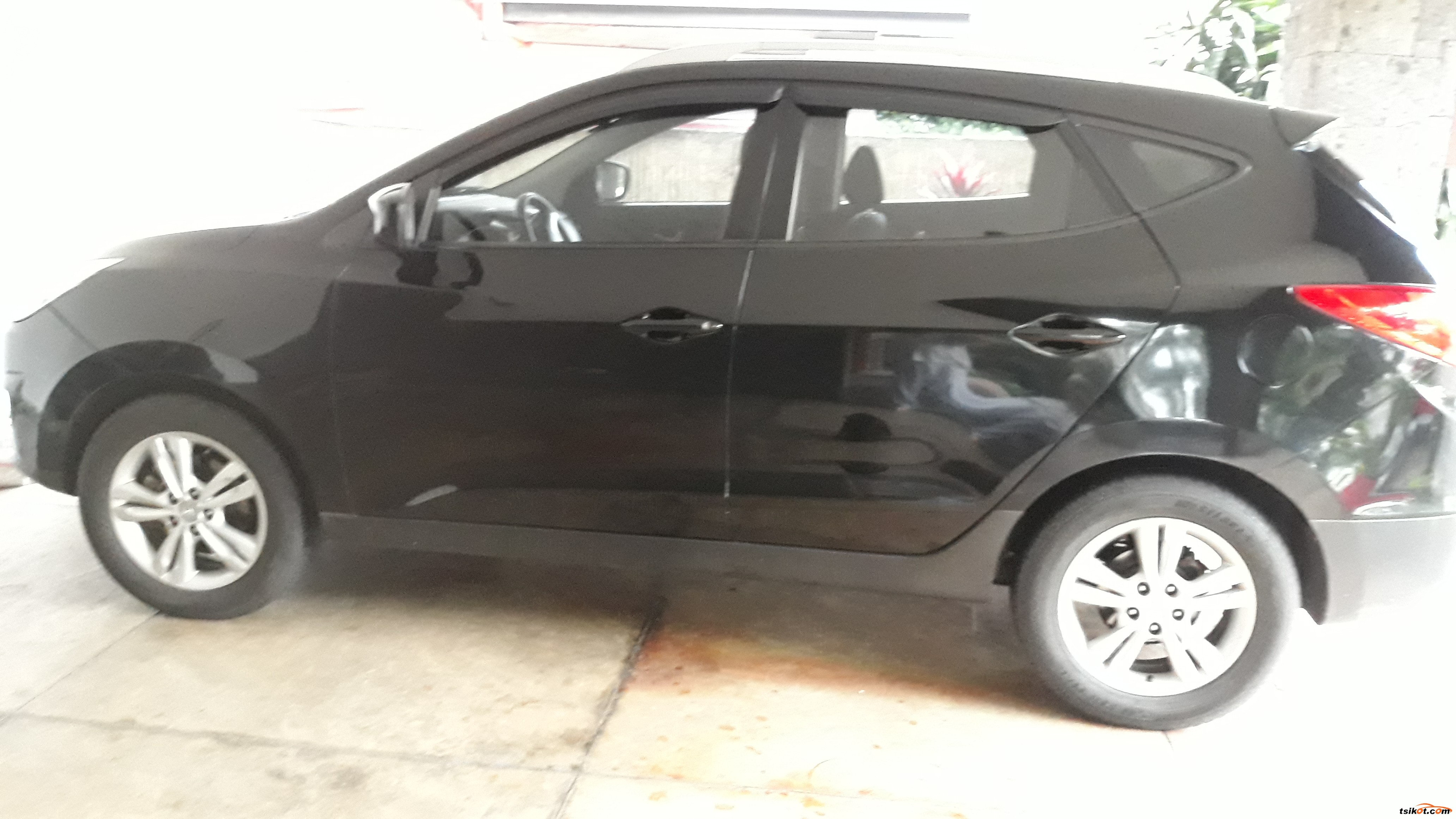 Hyundai Tucson 2012 - 2