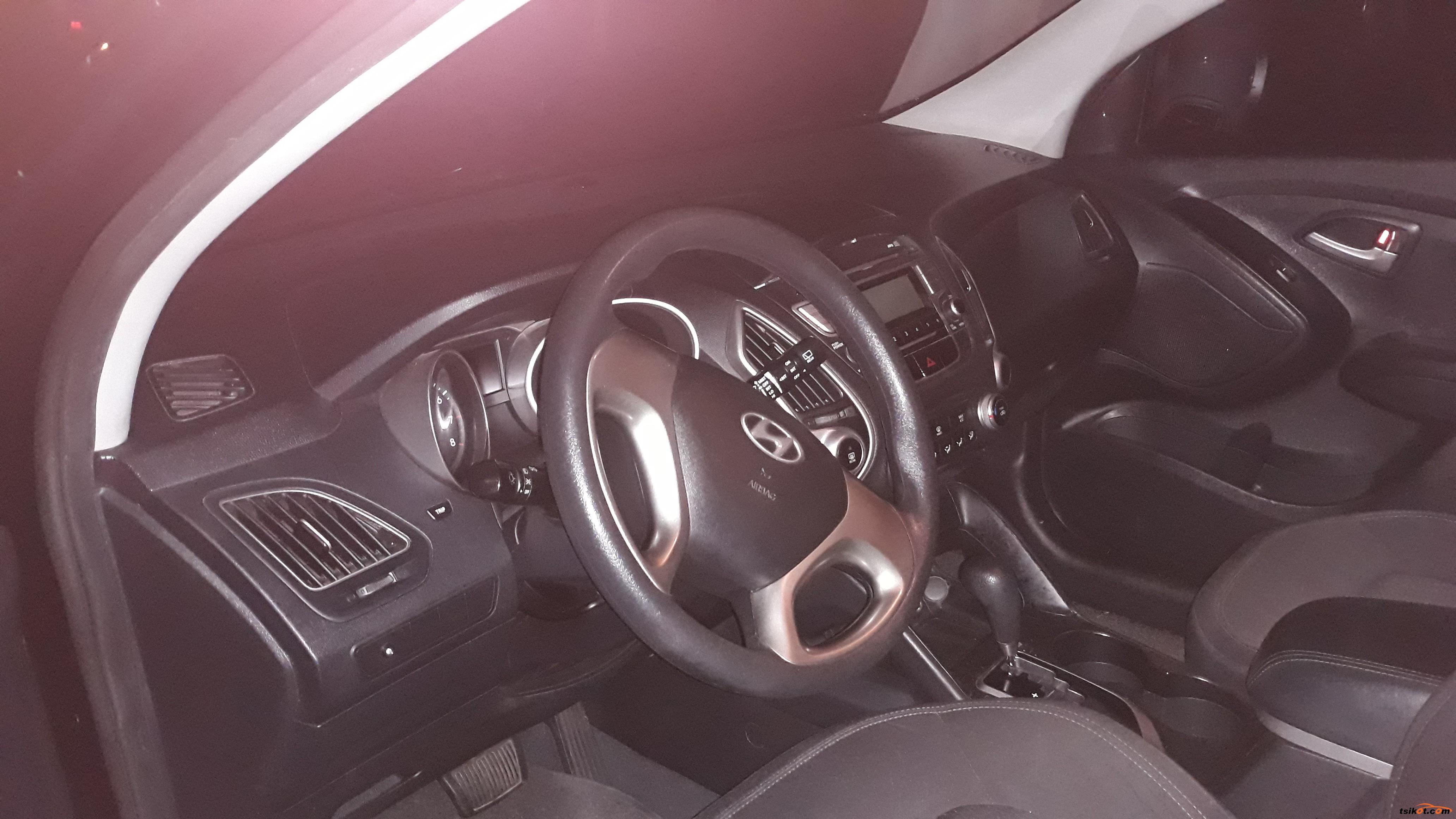 Hyundai Tucson 2012 - 3