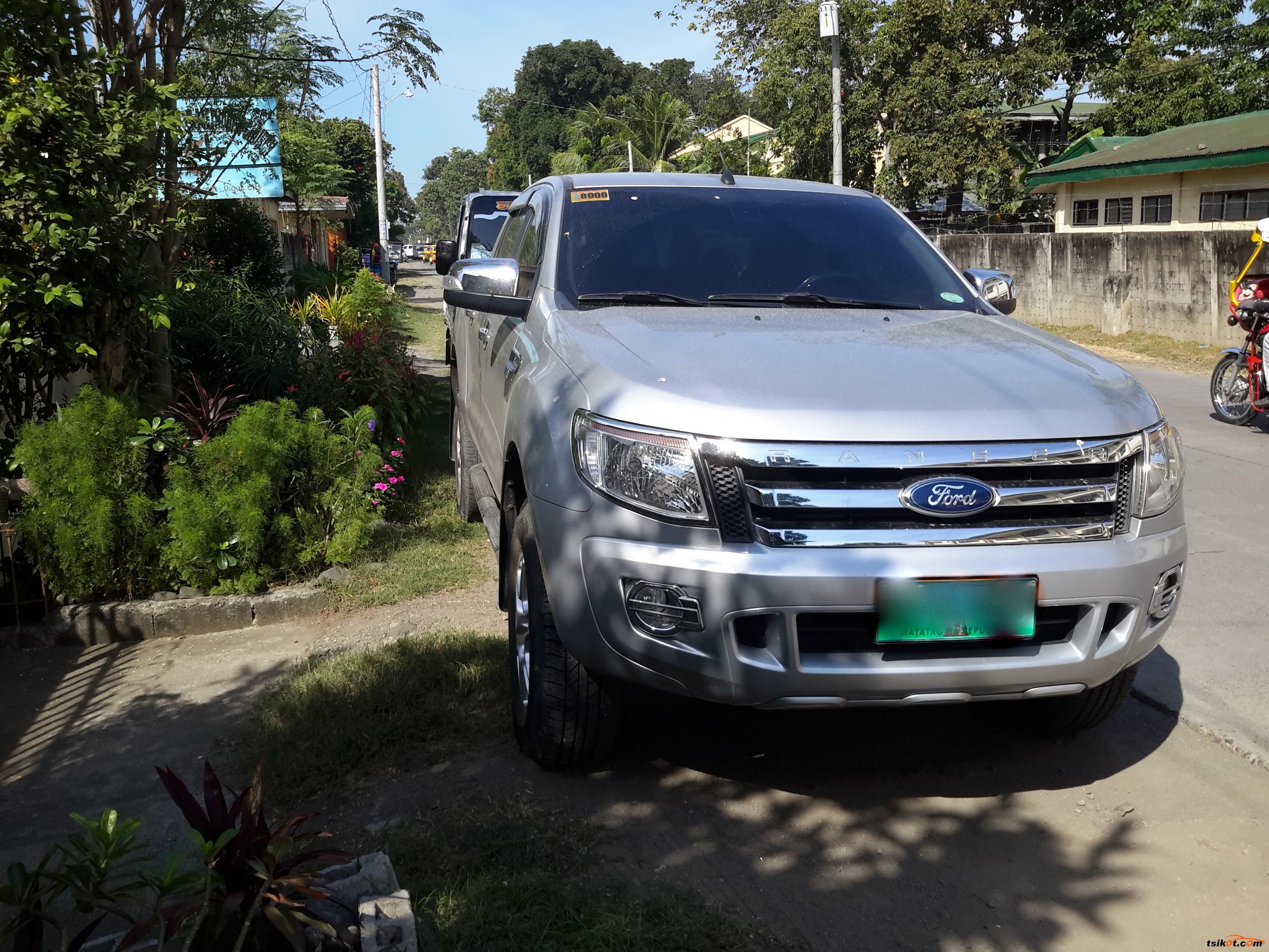 Ford Ranger 2014 - 1