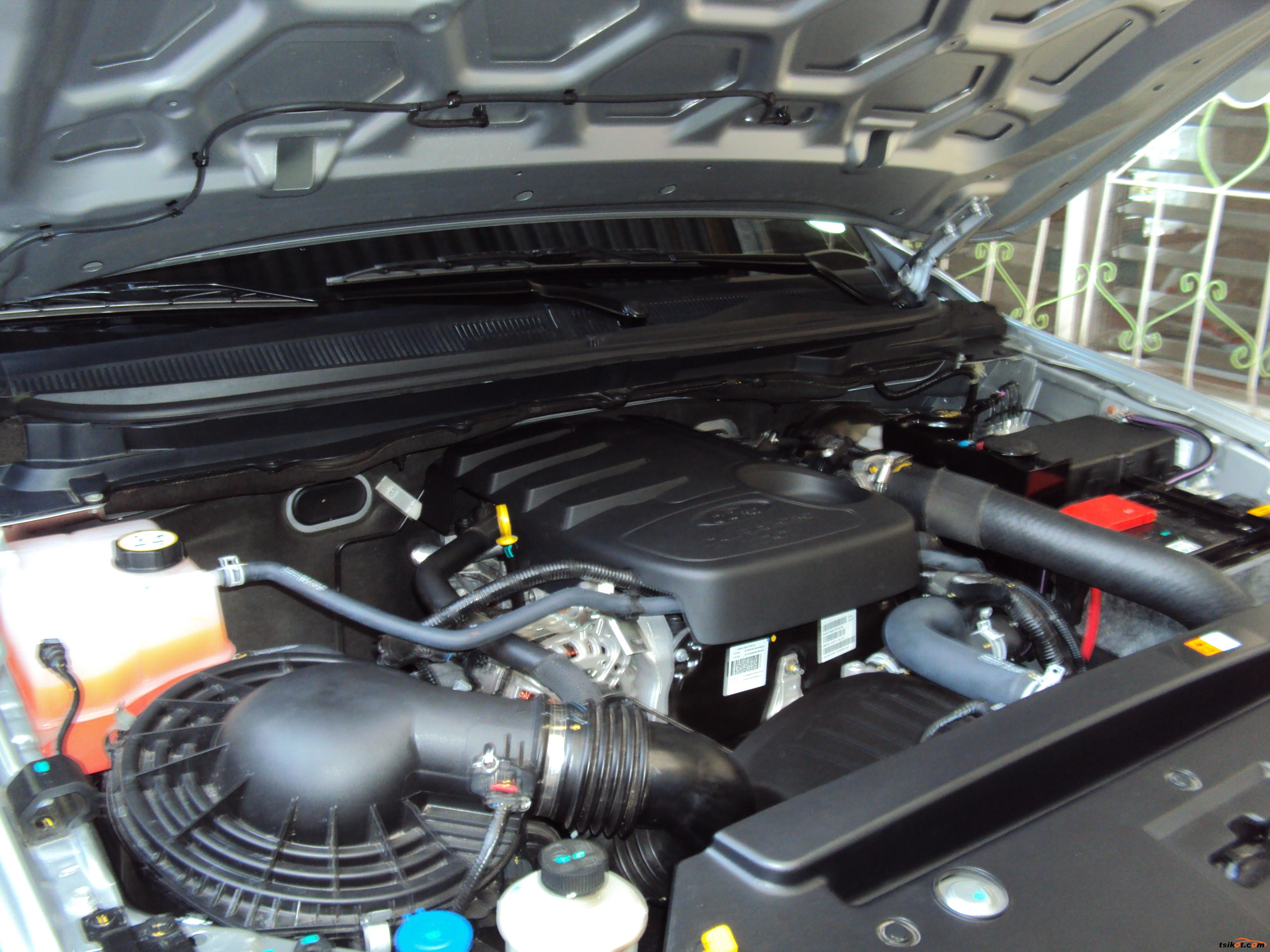 Ford Ranger 2014 - 7