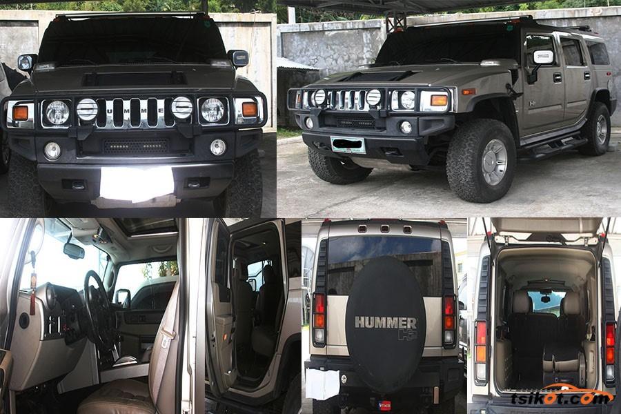 Hummer H2 2003 - 2