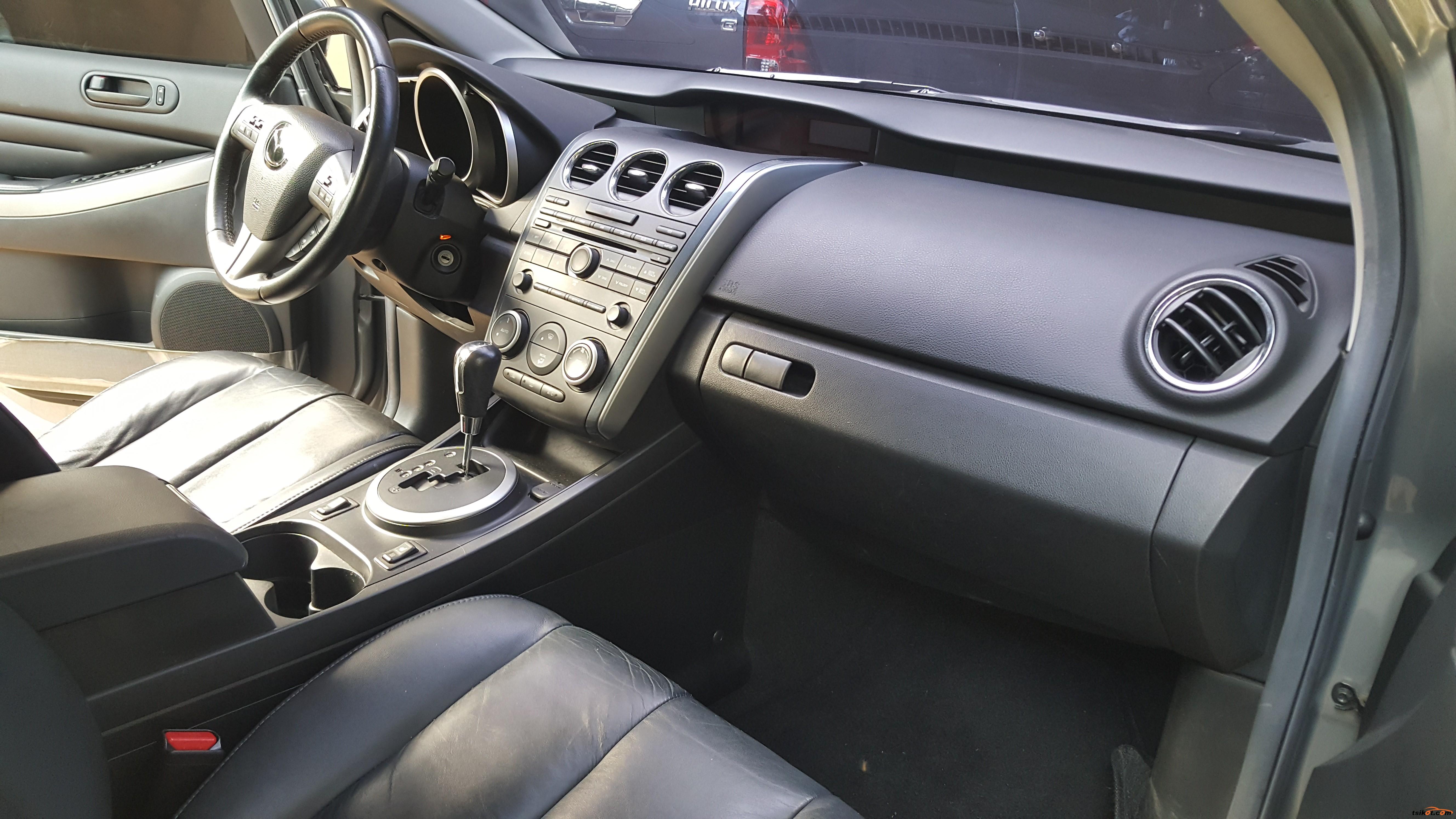 Mazda Cx-7 2010 - 6