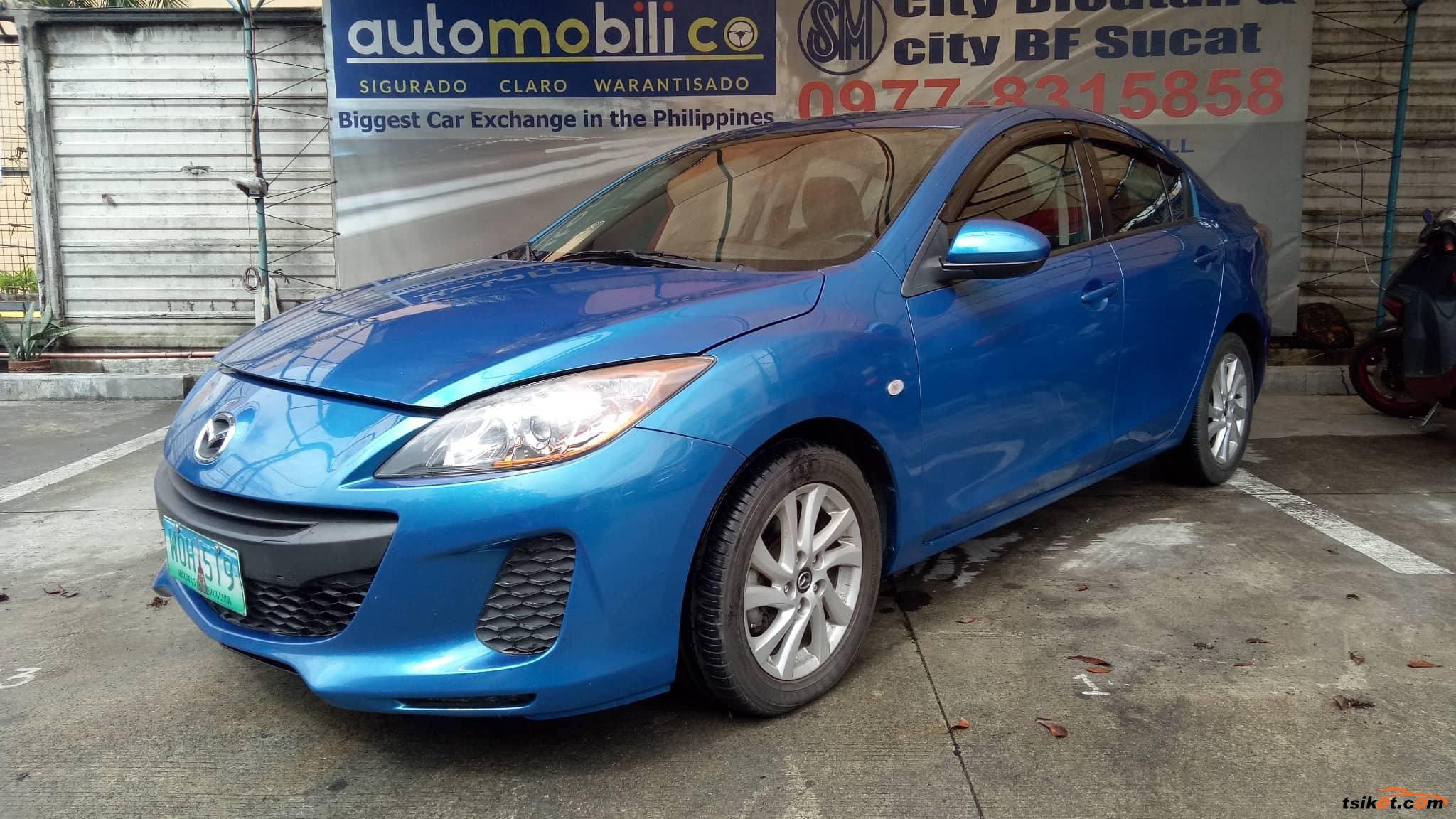 Mazda 3 2013 - 3