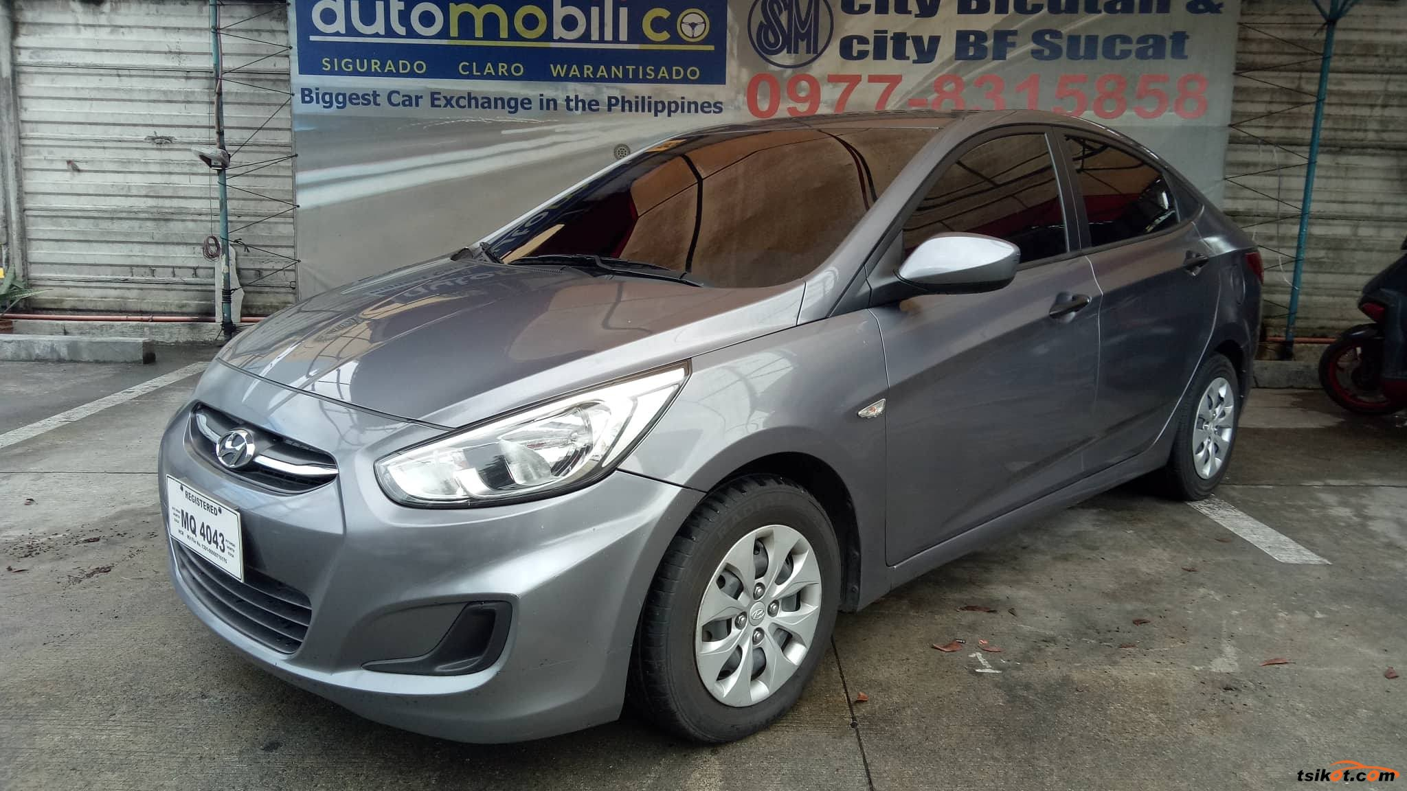 b434bdf71f Hyundai Accent 2016 - Car for Sale Metro Manila