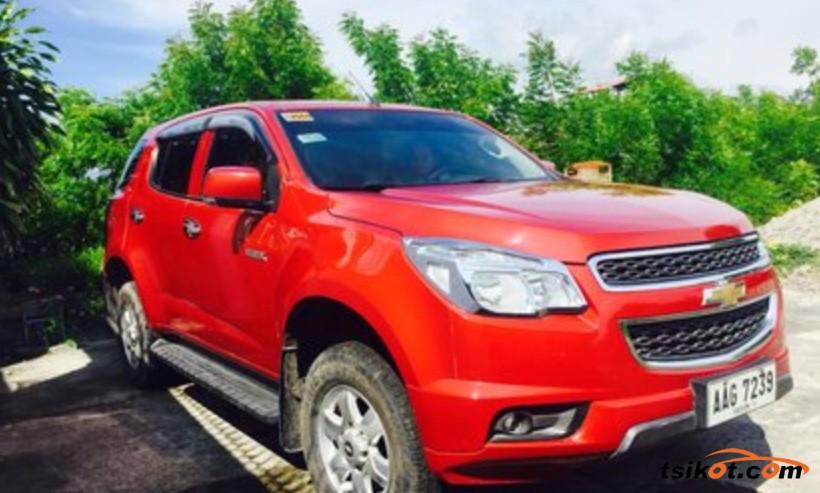 Chevrolet Trailblazer 2014 - 2