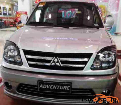 Mitsubishi Montero 2015 - 46