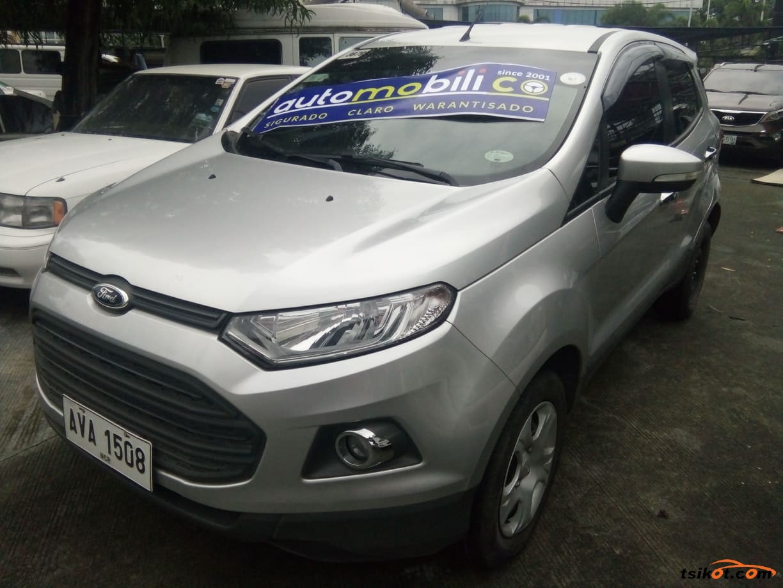 Ford Ecosport 2015 - 3