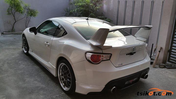 Toyota 86 2013 - 2