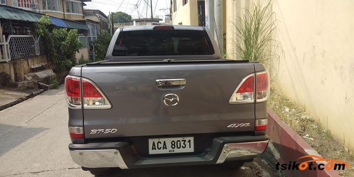 Mazda Bt-50 2014 - 3