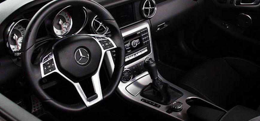 Mercedes-Benz Slk 2013 - 9