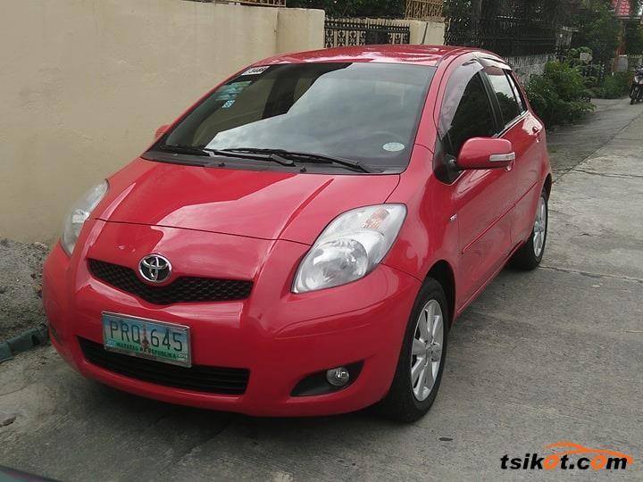 Toyota Yaris 2011 - 5