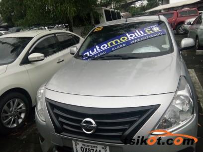 Nissan Almera 2017 - 1