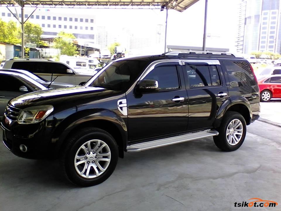 Ford Everest 2014 - 1