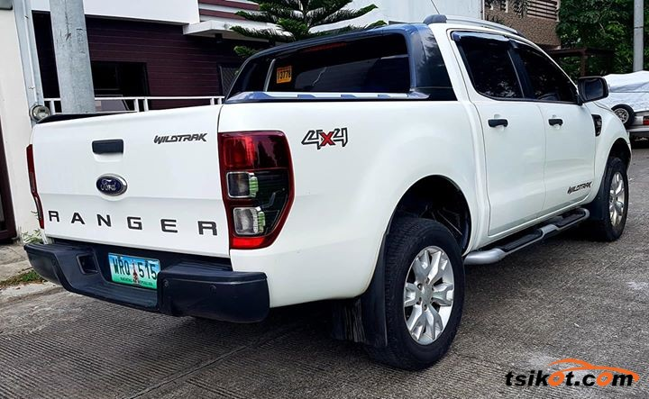Ford Ranger 2013 - 2