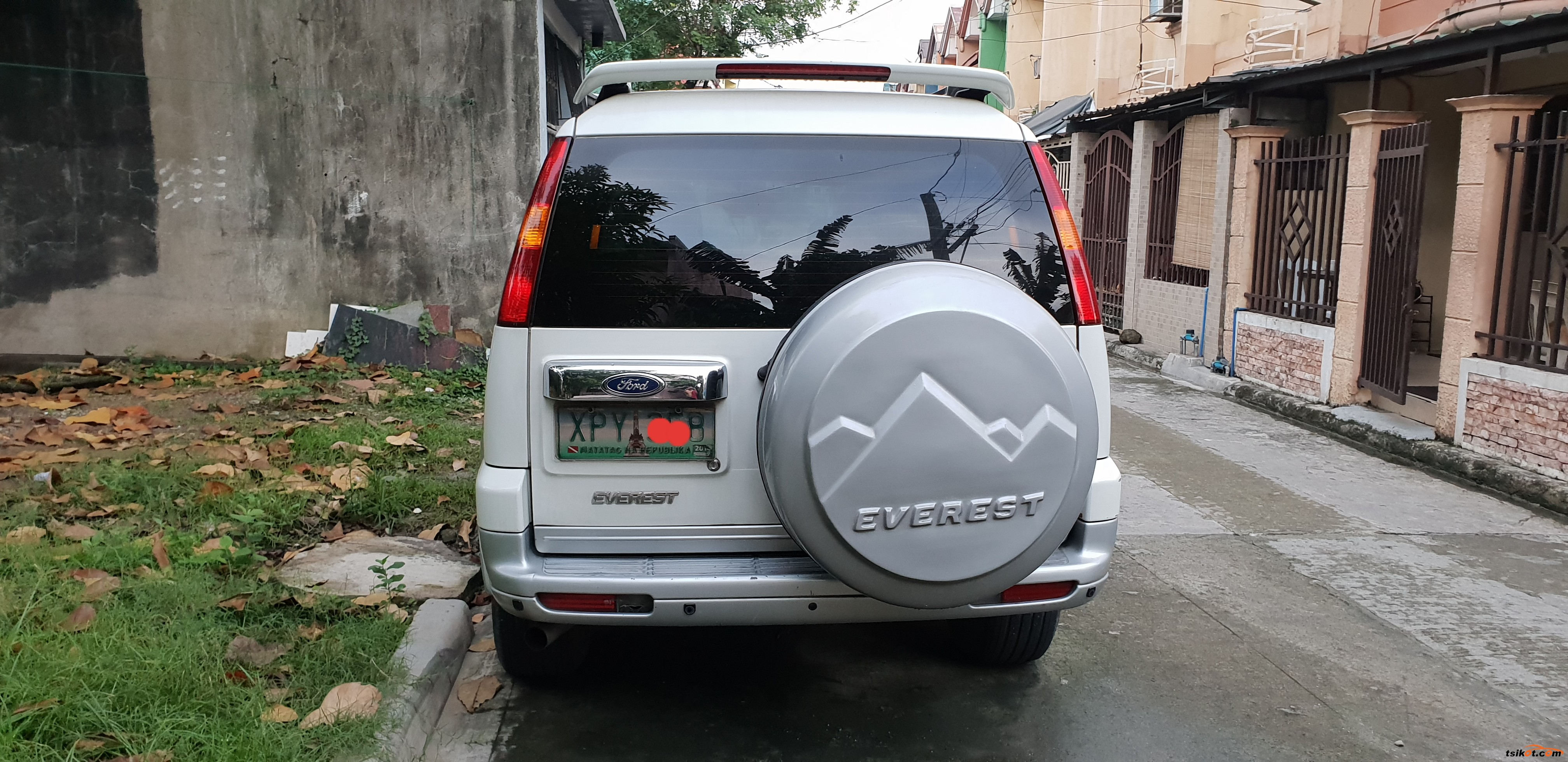 Ford Everest 2004 - 3