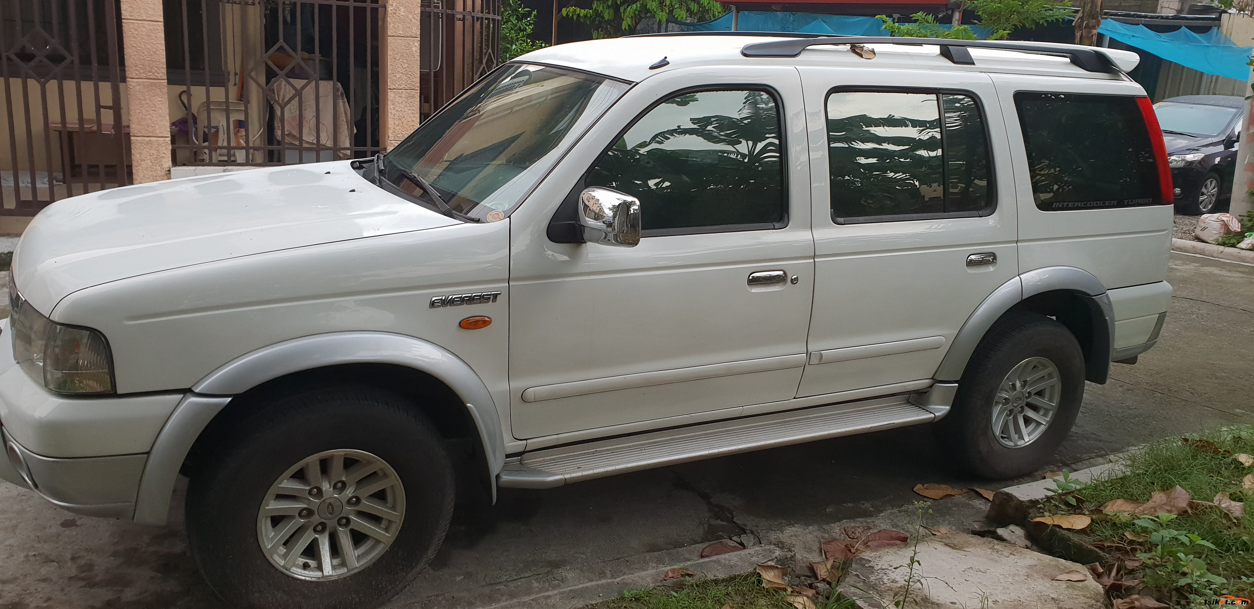 Ford Everest 2004 - 8