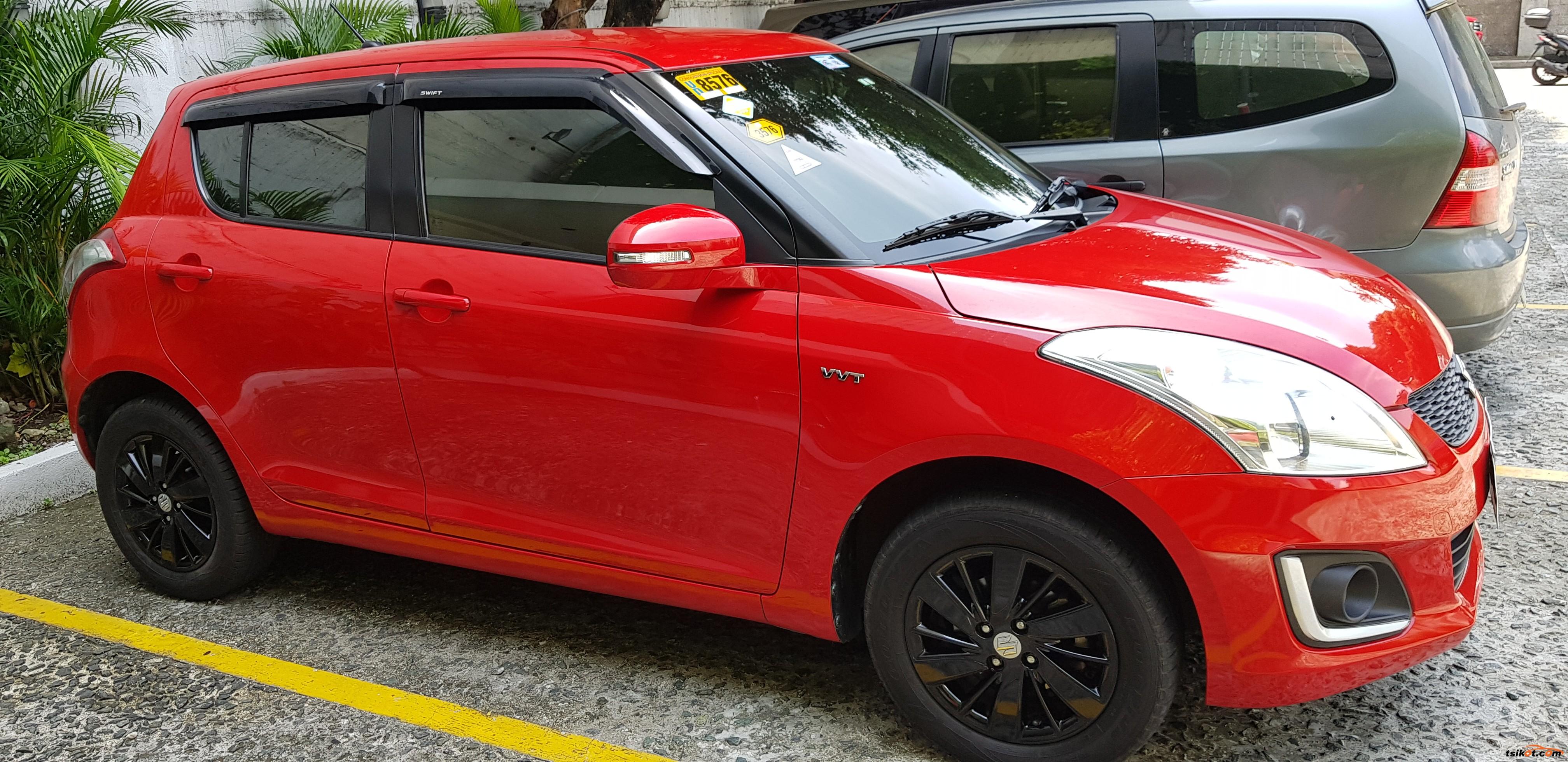 Suzuki Swift 2016 - 2