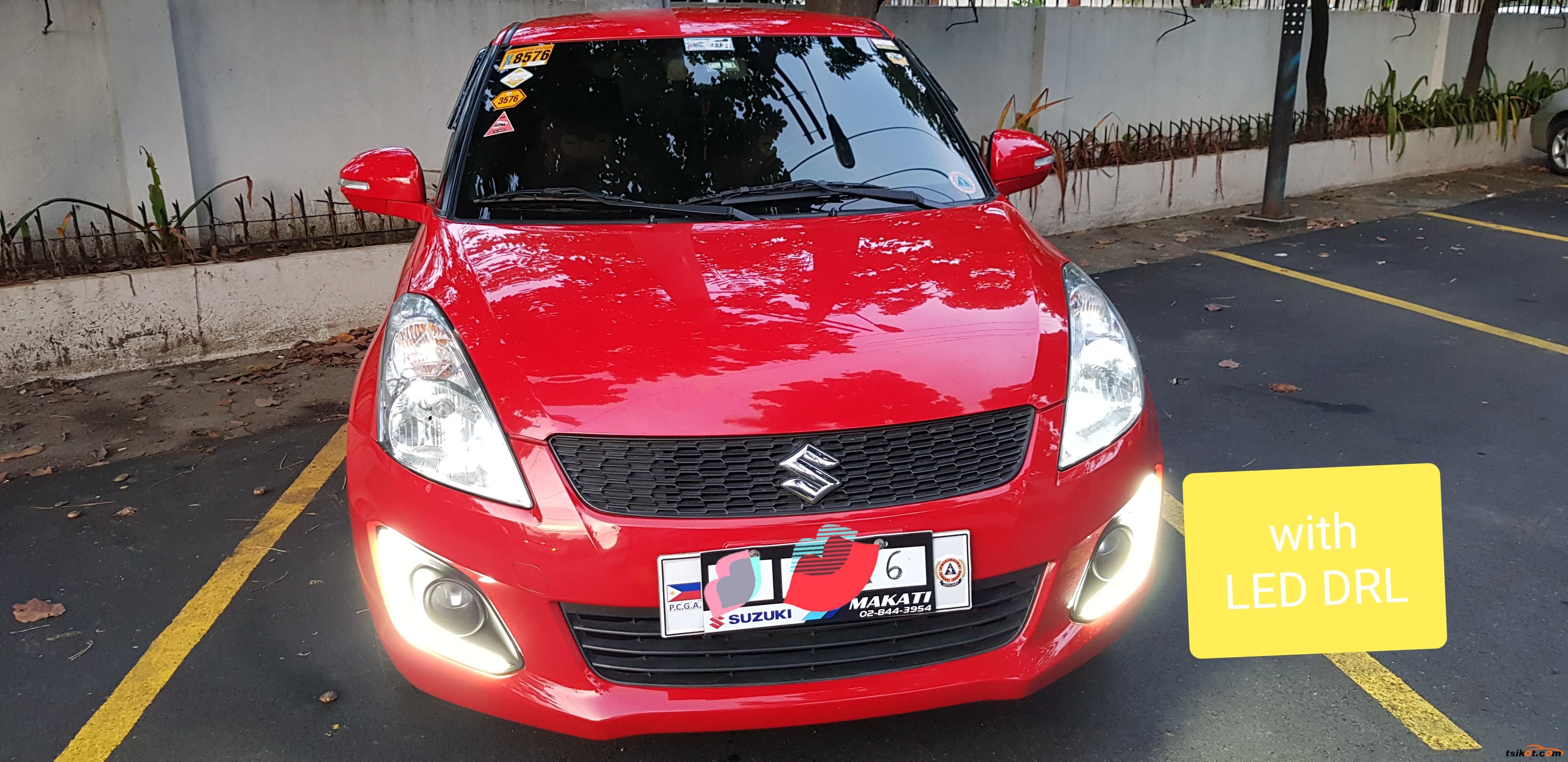 Suzuki Swift 2016 - 4